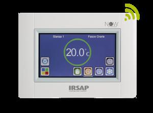 IRSAP control unit