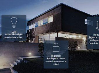 entro a casa, Apple HomeKit