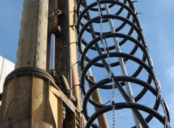 sonde geotermiche a spirale