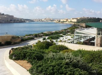 Tigné Point, Malta