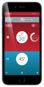 Controllo a distanza, app, Ariston Thermo Italia