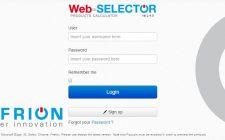web-selector-refrion