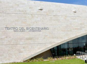 teatro del Bicentenario di San Juan, Argentina
