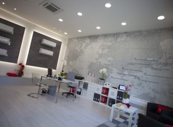 concept store Toshiba climatizzazione