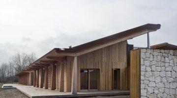 La climatizzazione di Corte Bertesina a Vicenza