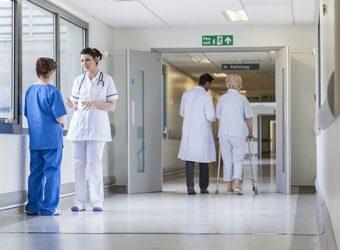 ospedale geriatrico Santa Creu de Vic