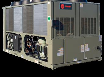 Trane: refrigeratori raffreddati ad acqua XStream e ad aria Sintesis da oggi disponibili anche con Honeywell Solstice ze (R-1234ze)