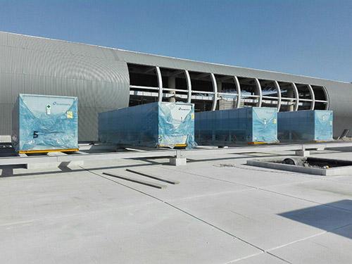 La climatizzazione del nuovo datacenter IKCO