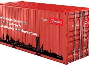 Danfoss-Mobile-CO2-Training-Unit