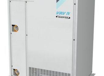 La nuova serie RWEYQ-T9 condensata ad acqua