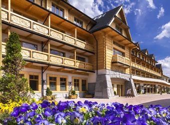 Hotel Bania Thermal & Ski, Polonia