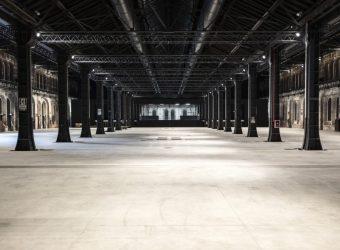 interni, OGR, Officine Grandi Riparazioni, Torino