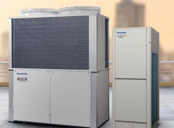 Panasonic Hybrid VRF GHP+EHP