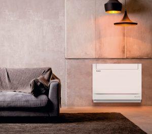 Panasonic Air Conditioning Console Pavimento