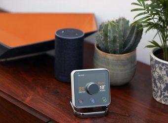 termostato Hive e Alexa