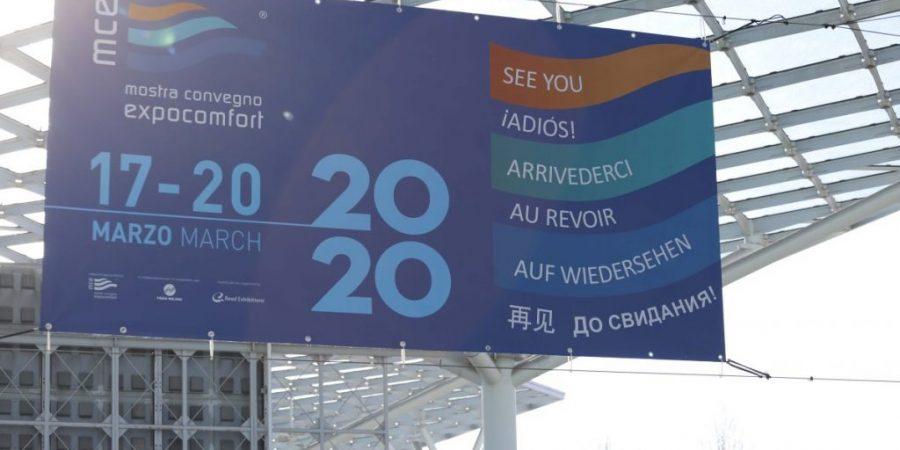 Il RoadShow internazionale MCE 2020 a Istanbul, Stoccolma e Göteborg