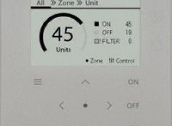 Central controller TCB-SC643TLE_Toshiba