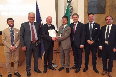 Firmato l'accordo fra Associazione dei Tecnici del Freddo e Confartigianato