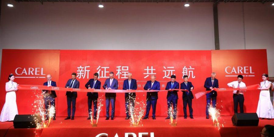 Nuovo impianto del Gruppo Carel nell'area di Suzhou
