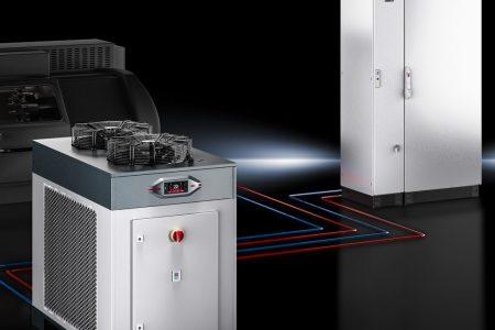 Refrigerazione intelligente con meno refrigerante