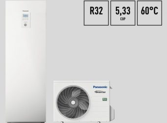 Panasonic Air Conditioning Aquarea J Generation