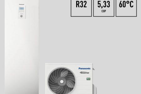 IFA 2019: le pompe di calore Aquarea generazione J con refrigerante R32