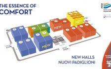 MCE 2020 nuovi padiglioni