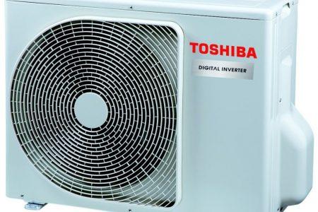 Digital Inverter di Toshiba con prodotti a refrigerante R32