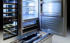 Fhiaba X Pro: frigo e cantina