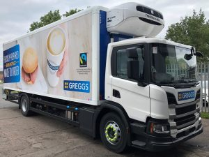 Thermo King Greggs Truck Hybrid