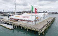 Luna Rossa Prada Pirelli, Auckland, New Zealand