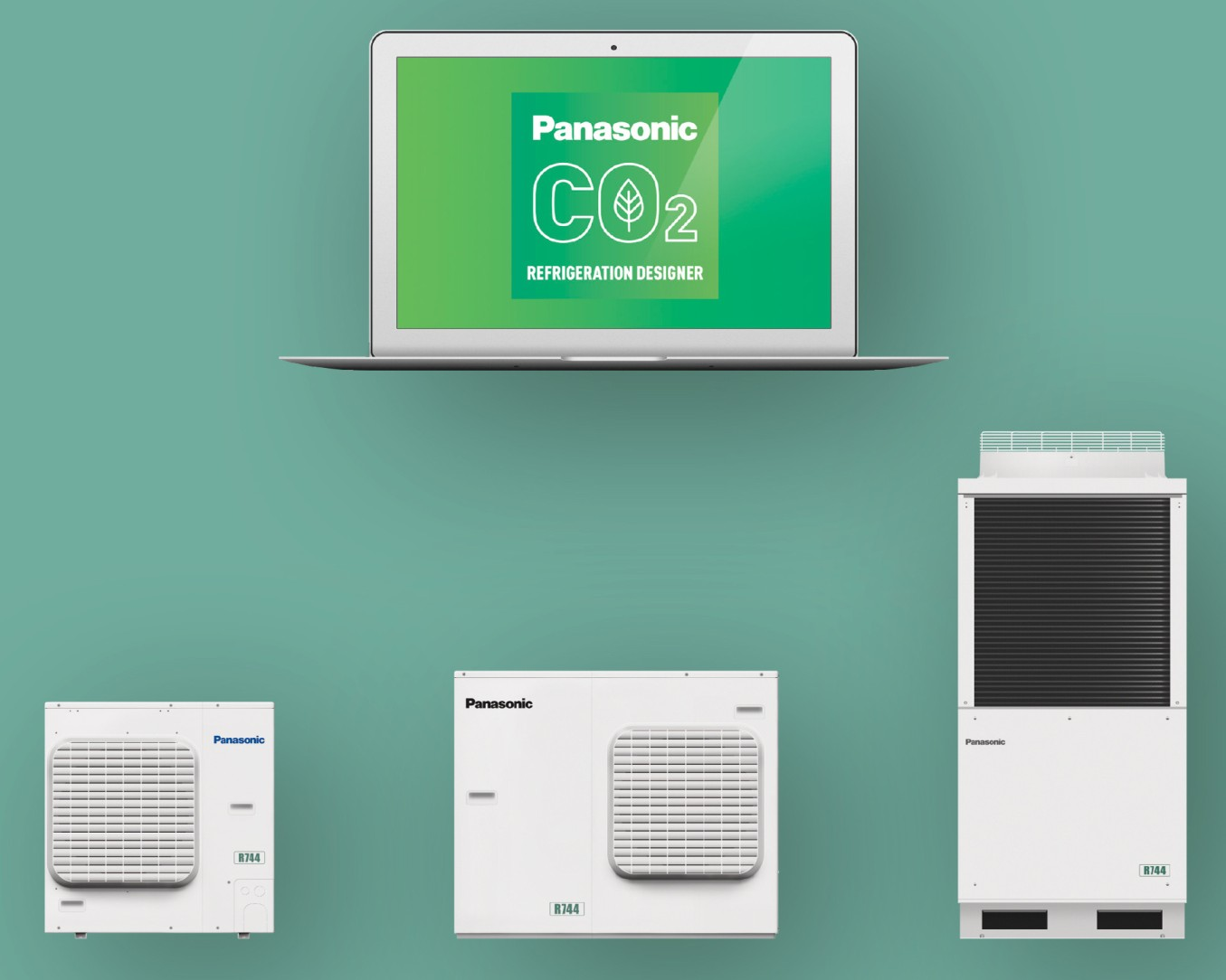 Panasonic CO2 Condensing Unit