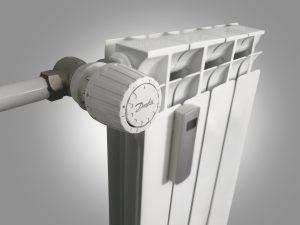 Danfoss valvola termostatica