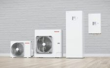 Toshiba ESTIA R32 new air-to-water heat pump solutions for residential applications